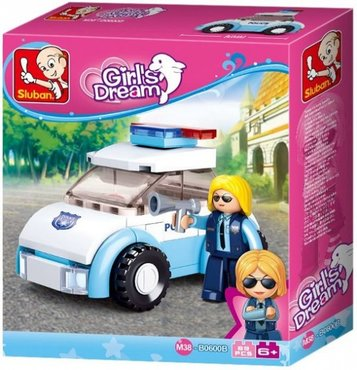 Girl's Dream: Beach Patrol (M38-B0600B)