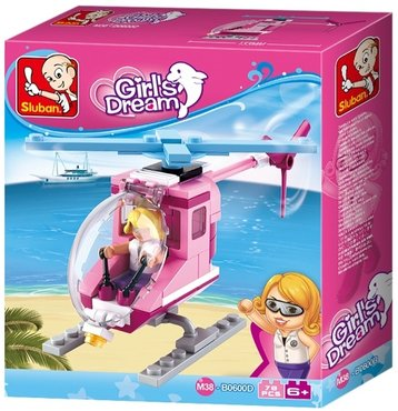 Girl's Dream: Helikopter (M38-B0600D)