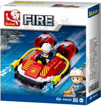 Fire: Hoovercraft (M38-B0622B)