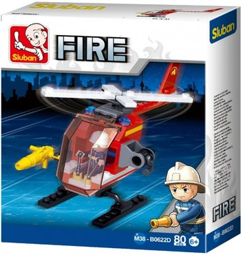 Fire: Helikopter (M38-B0622D)