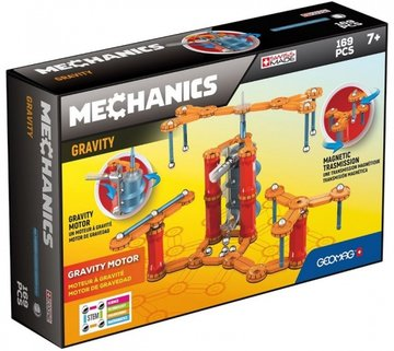 Mechanics Magnetics Grafity Motor 169-delig