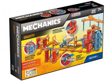 Mechanics Gravity Shoot & Catch junior 243-delig