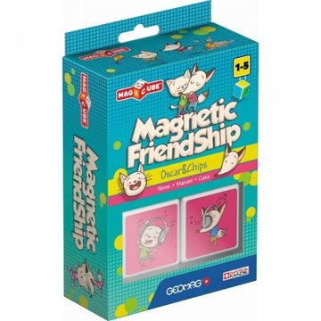 MagiCube Friendship Home Oscar & Chips 2-delig