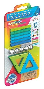 Rainbow Blister Cold multicolor 15-delig