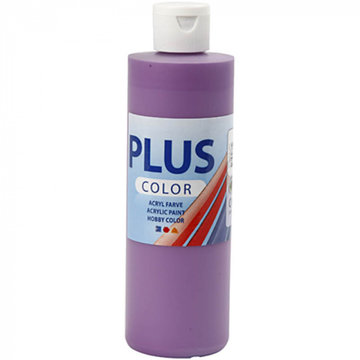acrylverf 'Plus Color' donker lila 250ml